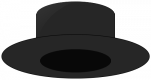 A_black_hat