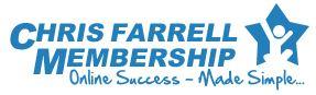 Chris Farrell Membership Logo