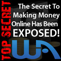 Wealthy Affiliate Make Money Online