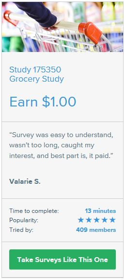 vindale-research-survey-example