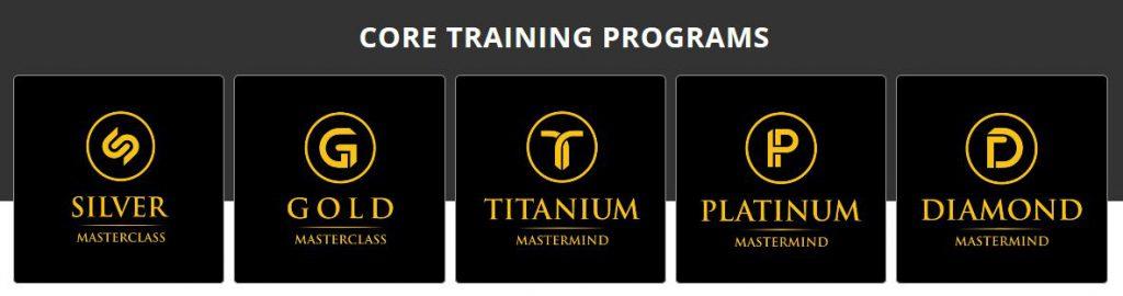 Mobe Core Training Programs