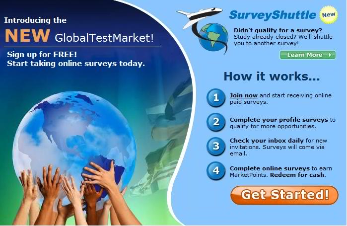 Global Test Market Offer