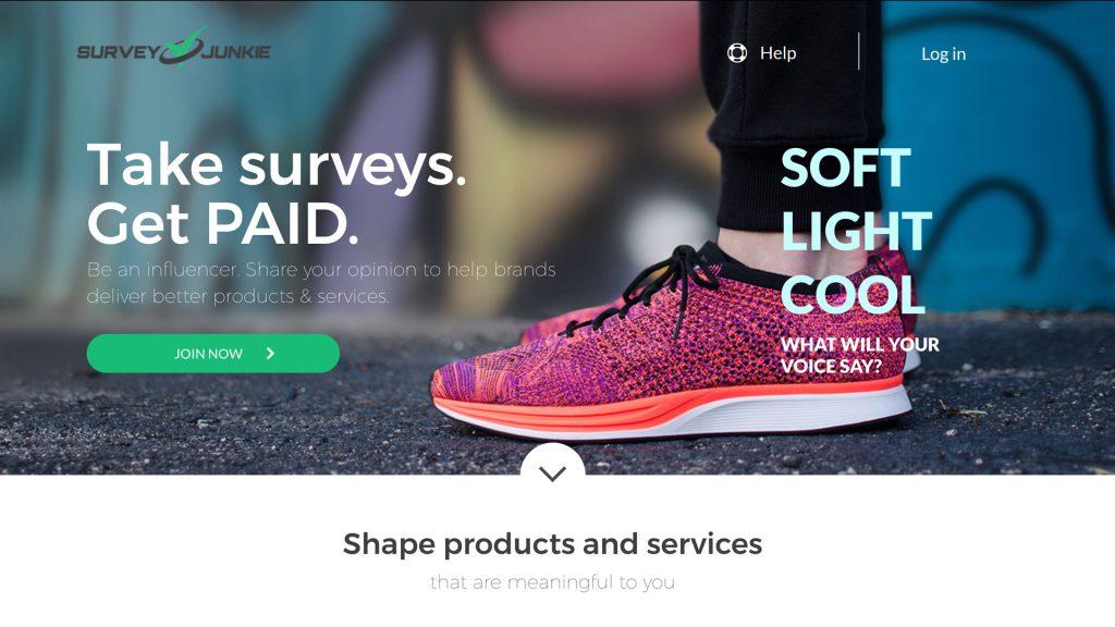 Survey Junkie Get Paid