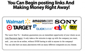 Learn How To Link Academy Fake Job