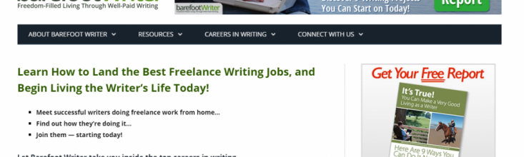 Laptop lifestyle many income streams is barefoot writer a scam malvernweather Images