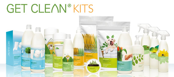 Shaklee Cleaning Kits