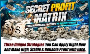 Secret profit Matrix Is a Scam