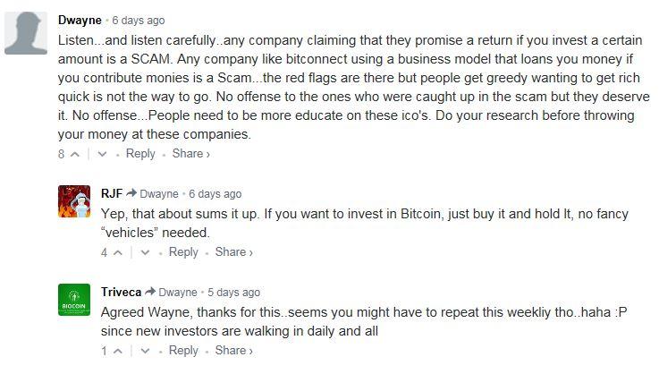 BTC Global Complaints