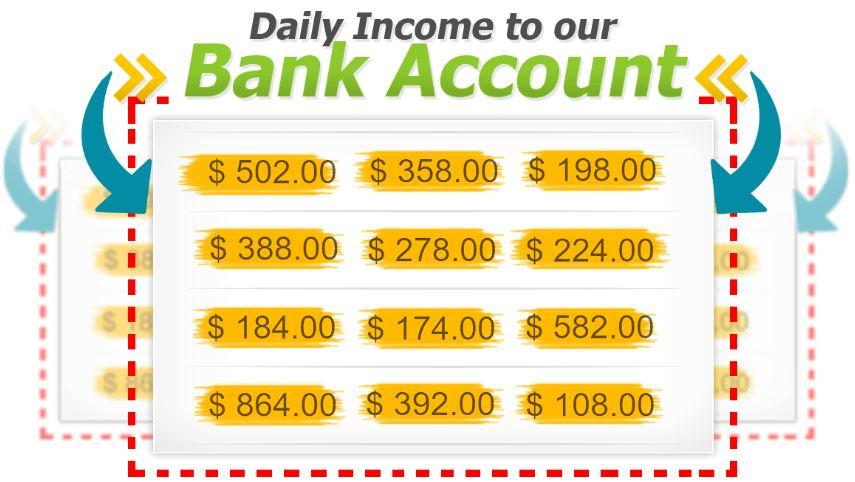2 Day Profits Income
