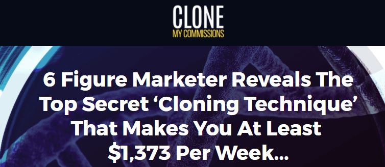 Clone My Commissions Banner