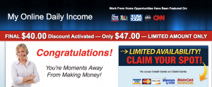 My Online Daily Income Reviews