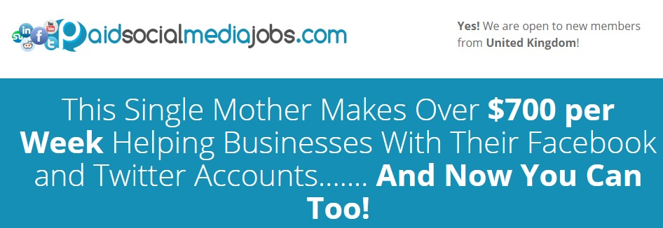 Paid Social Media Jobs Is a Scam