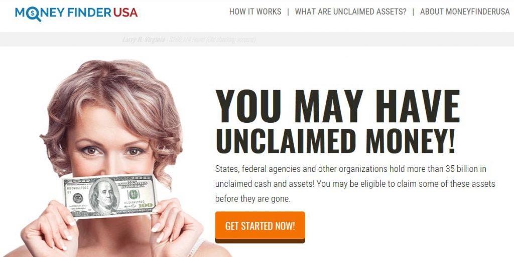 Is Money Finder USA a Scam
