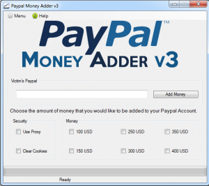 is paypal money adder a scam