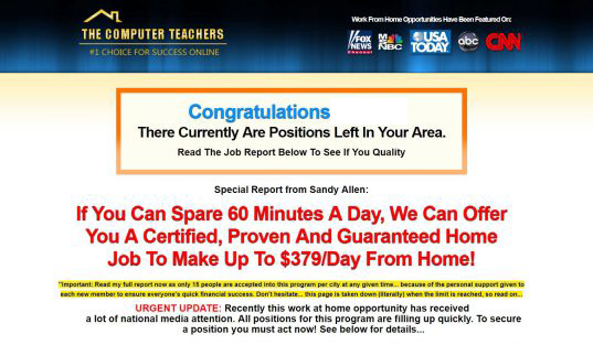 Is Computer Teachers a Scam