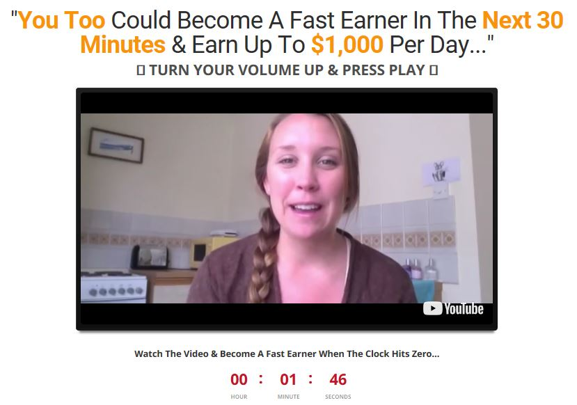 Fast Earners Club Is a Scam