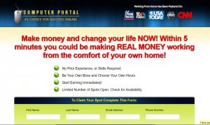 Is Computer Portal a Scam